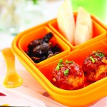 Raisin Chicken Meatballs